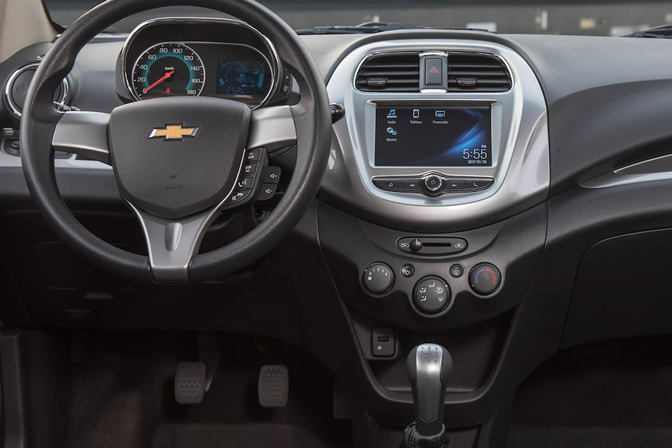 de Chevrolet Beat HB 2021, auto hatchback